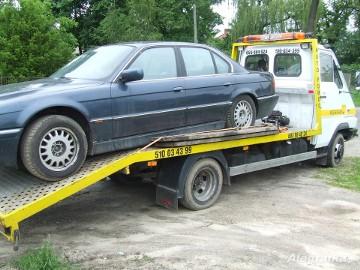 pomoc drogowa autoholowanie Mińsk Mazowiecki