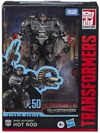 Figurka Transformers Hot Rod WWII Generations Studio Series 50 DELUXE
