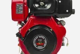 Silnik spalinowy diesel 9.5KM silniki WEIMA WM186FBE
