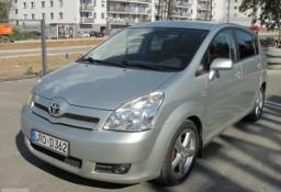 Toyota Corolla Verso III 2.0 D4-D-136 KM- 7 osób- ORYGINAŁ-SERWIS-zadbany-