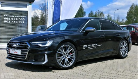 Audi S6 IV (C7) 349 KM Bang&Olufsen Pneumatyka Matrix Salon PL FV