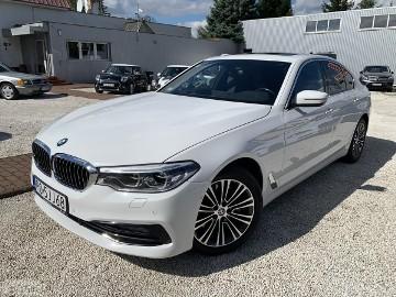 BMW SERIA 5 530i xDrive 252 KM Sport Line G30 !! 4x4