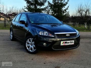 Ford Focus II 1.6i + LPG Śliczny, Super Zadbany! Gwarancja!
