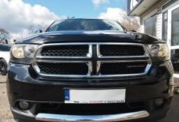 Dodge Durango III 3.6 BENZYNA+GAZ 292 KM 7 OSÓB KLIMA ALU-FELGI LED