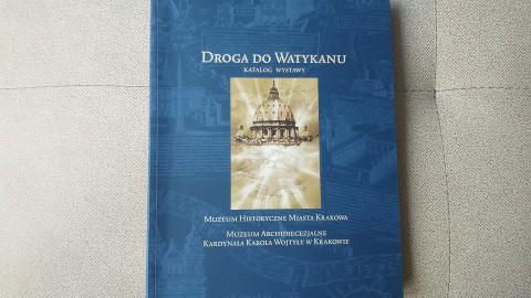 Droga do Watykanu książka