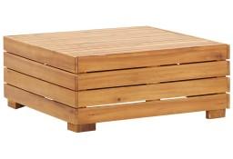 vidaXL Moduł stolika, 1 szt., lite drewno akacjowe46685