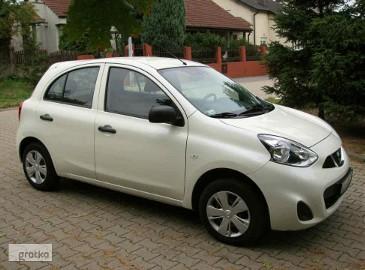 Nissan Micra IV salon PL 1.2 czuj.parkowania GWARANCJA Netto Cena