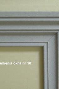 listwa obramienia okna nr 10 (15x4cm) ,sztukateria-2