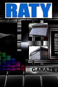 Garaże Blaszane,Blaszaki-PRODUCENT-2