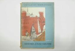 Antonina Domańska Historia żółtej ciżemki Czytelnik 1957