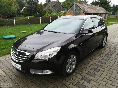 Opel Insignia I Bezwypadkowy NaviKolor Klimatronic Serwis ASO-1