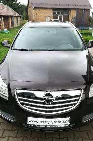 Opel Insignia I Bezwypadkowy NaviKolor Klimatronic Serwis ASO-2