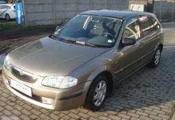 Mazda 323F I WŁ.53Tys!!!WYJĄTEK,Klima,BezRdzy,St.GABINETOWY