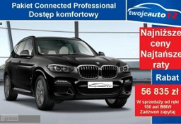 BMW X3 G01 xDrive30e, MSport, Asystent parkowania z kamerą, ConnectedDrive Plus