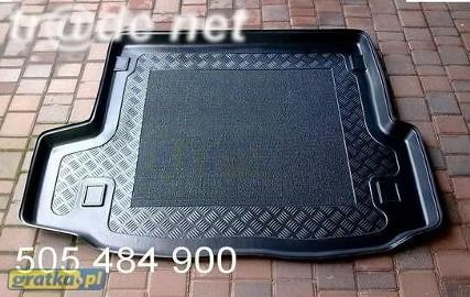 HONDA CIVIC IX TOURER - kombi od 2014 do 2017 mata bagażnika - idealnie dopasowana do kształtu bagażnika Honda Civic
