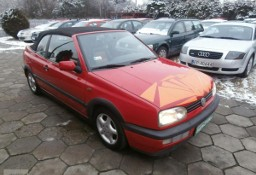 Volkswagen Golf III sprzedam vw golf3 cabrio 2,0 benzyna