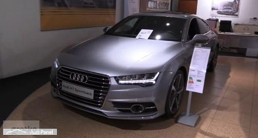 Audi A7 I (4G) Audi A7 najtaniej w EU