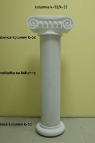 głowica kolumny ze styropianu  k-52 sztukateria  średnica 21, 26, 31 cm-2