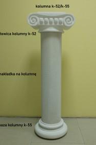 głowica kolumny ze styropianu  k-52 sztukateria  średnica 21, 26, 31 cm-3
