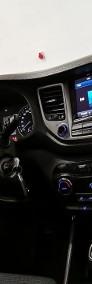 Hyundai Tucson III 2.0 CRDI136KM PREMIUM SPORT LED BiXenon Navi Kamera Alu PDC Chrom Gw-3