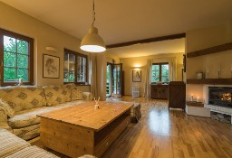 Piękny, klimatyzowany i przestronny dom pod lasem.  Dąbrowa - Łomianki