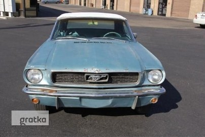 Ford Mustang Cabrio 1966 Auto Punkt