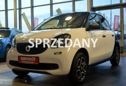 Smart ForFour Smart Forfour 70 KM / Benzyna / Automat / Alu / Salon PL / ASO / Gw