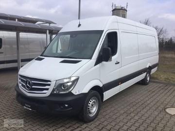 Mercedes-Benz Sprinter Sprinter 319 furgon ekstra długi