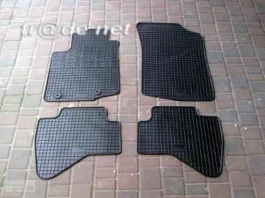 CITROEN C1 I od 2005 do 2014 r. dywaniki gumowe wysokiej jakości idealnie dopasowane Citroen C1-1