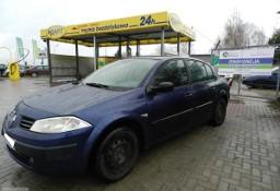 Renault Megane II Sedan Benzyna Klima Salon