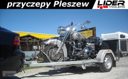 ML-001 KXL150, 331x165cm, do przewozu motocykla, DMC 500kg