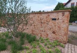 Kamień na ogrodzenie