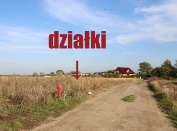 Działka budowlana Owieczki Gniezno Okolice, ul. Owieczki Gmina Łubowo
