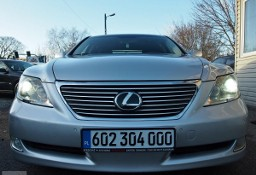 Lexus LS IV XF40 460 POJ.4.6 V8 380 KM NAVI+EKRAN LED PEŁNA OPCJA !