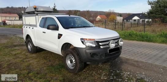 Ford Ranger III 4x4 Hak 3.5T Tylko 159Tkm -Zabudowa Warsztatowa