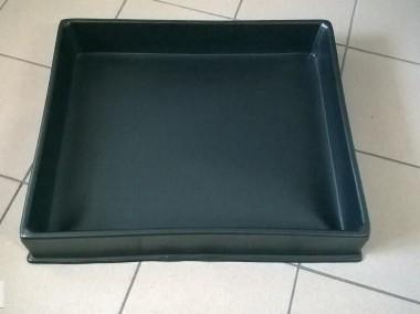Kuweta plastikowa pod pralkę,zmywarkę 60x50x10cm-1