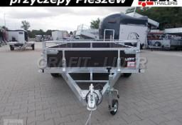 LT-070 przyczepa 320x150x45cm, rampa tylna, wzmacniana, DMC 750kg