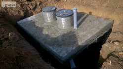 SZAMBUD szamba betonowe szambo