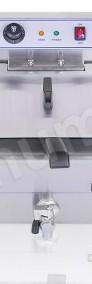 Profesjonalna frytkownica 16L kranik spustowy 230V frytownica-3