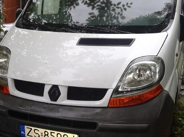 Renault Trafic Chłodnia-1