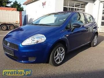 Fiat Grande Punto ZGUBILES MALY DUZY BRIEF LUBich BRAK WYROBIMY NOWE