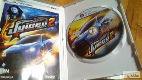 gra na PC DVD Juiced 2: Hot Import Nights