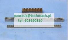 Listwa zębata do tokarki TUR50