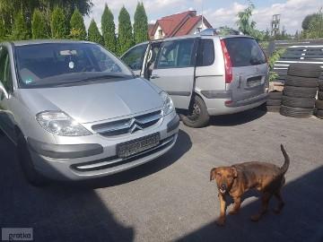 Citroen C8 Z Niemiec!6 bieg+hak+elektryka+czujniki!!