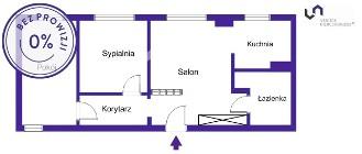 Mieszkanie Chorzów Batory, ul. Brzozowa