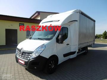 Renault Master master 2.3 170 km polski salon 9 paletowy plandeka SPOJTRAK
