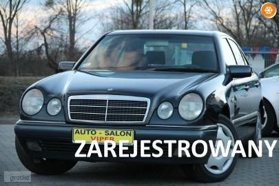 Mercedes-Benz Klasa E W210 klimatyzacja,zarejestrowany