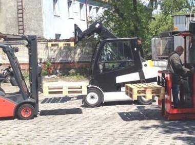 Uprawnienia IIWJO - wózki - wysokiego składowania - PIOTRKÓW, ŁÓDŹ-1