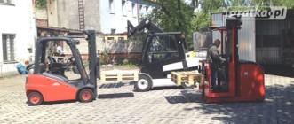 Uprawnienia IWJO - wózki - wysokiego składowania - PIOTRKÓW, ŁÓDŹ