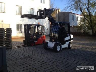 Wózki widłowe - kurs operatorów - 356 zł - KATOWICE-1